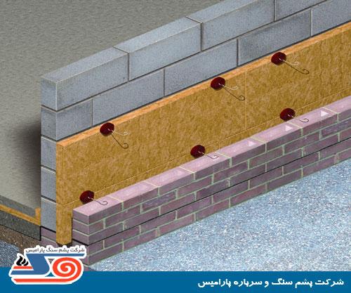 چند نکته مهم در عایق کاری دیوارها ، کف و سقف ساختمان ها - پشم سنگ ...rokwool-insulation-288